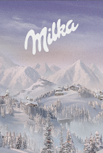 Milka – Vánoční pozdrav
